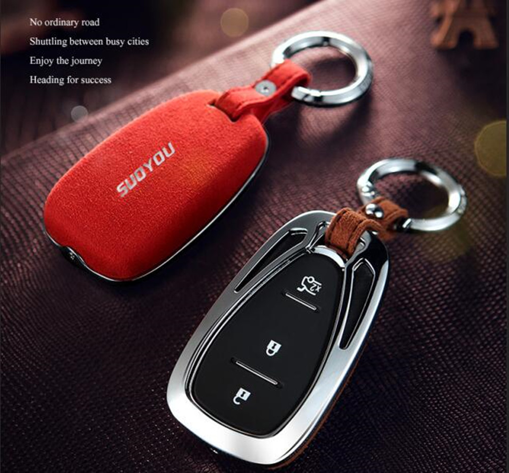 Car Remote Key Fob Shell Cover Case For Chevrolet 2017