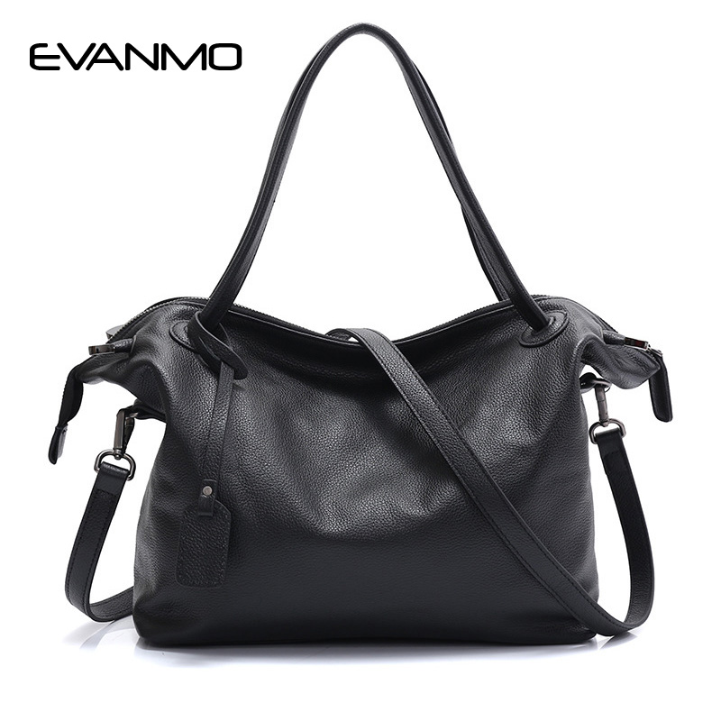 Large Capacity Women Handbag Bag Tote Bags for Women Leather Luxury Designer Brand Shoulder Messenger Bag Ladies Hobo Handbag 2018 quality assurance luxury genuine leather shoulder bag casual tote women handbag vintage hobo large capacity strap hand bag