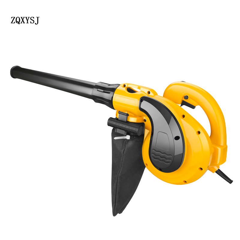 Air Blower Household Vacuum Blowing Dust Blowing Carbon Machine Electric Adjustable File Hair Dryer Blower Dust Removal Tools in Blowers from Tools