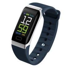 Pulsera inteligente L8STAR R7, pulsera de muñeca, reloj deportivo, Monitor de ritmo cardíaco, salud, carga USB, presión arterial, pasos IP67