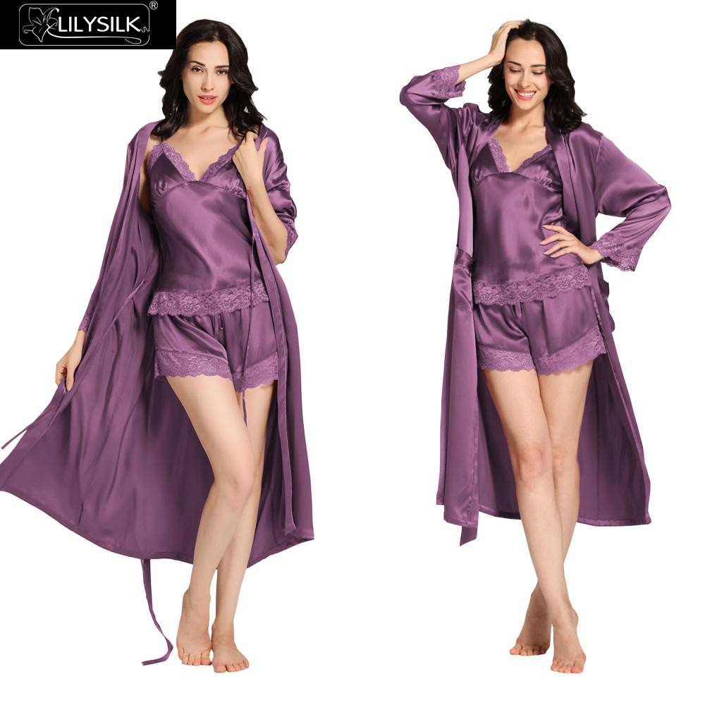 1000-violet-22-momme-lace-silk-camisole-&-dressing-gown-set