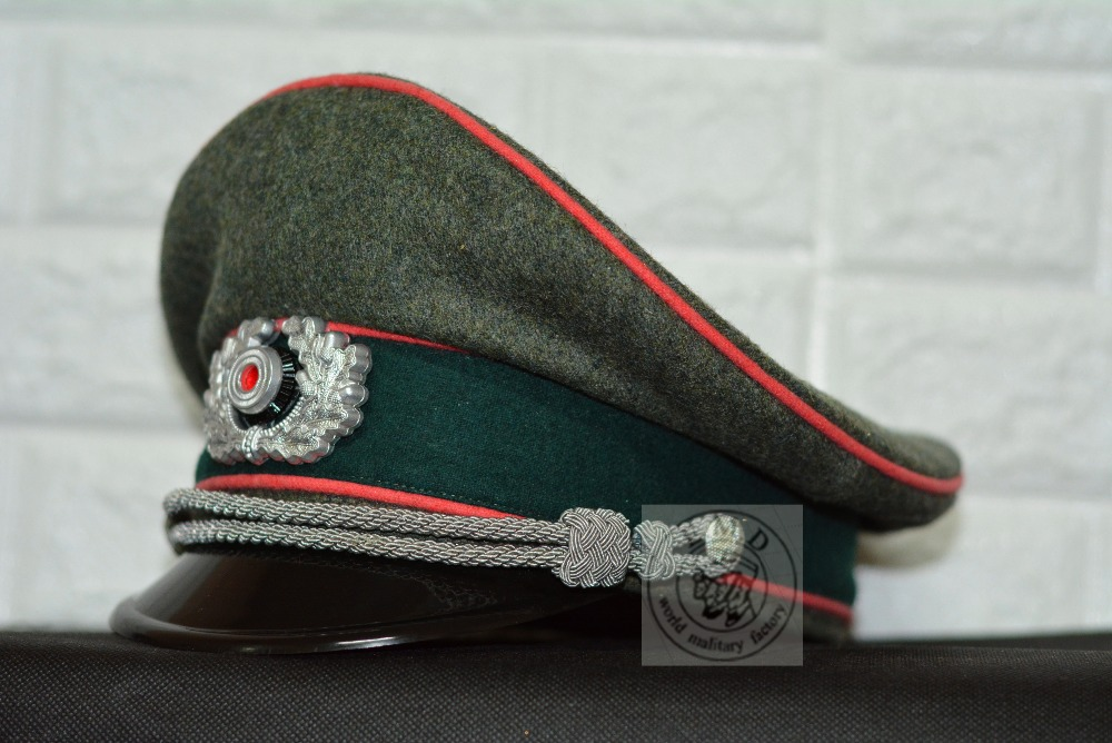E.M.D  WW2 M36 WH hat ,Armored force.  Twill Wool,(pink floss)