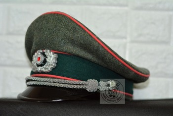 E.M.D  WW2 M36 WH hat ,Armored force. Twill Wool,(pink floss) - sale item Hats & Caps