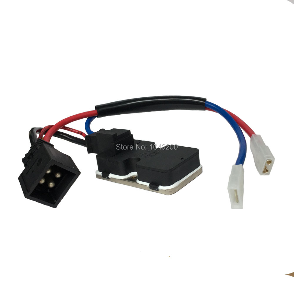 1408218351 BLOWER REGULATOR MOTOR RESISTOR For <font><b>MERCEDES</b></font> W140 S320 S420 S500 S600 OE# A1408218351,140 821 8351 image