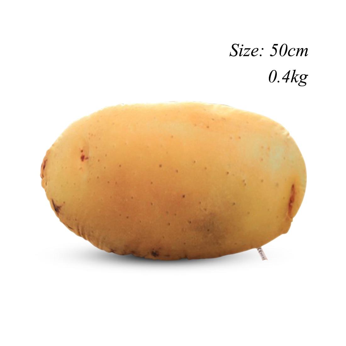 20 Dollhouse Miniature Potatoes *Doll Mini Tiny Food Vegetables Potato Wholesale