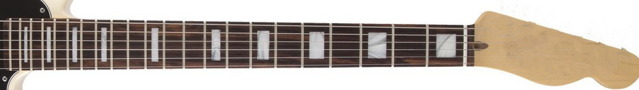 ФОТО one  unfinished  Guitar neck electric guitar neck Solid wood 22 fret New 25.5   648mm