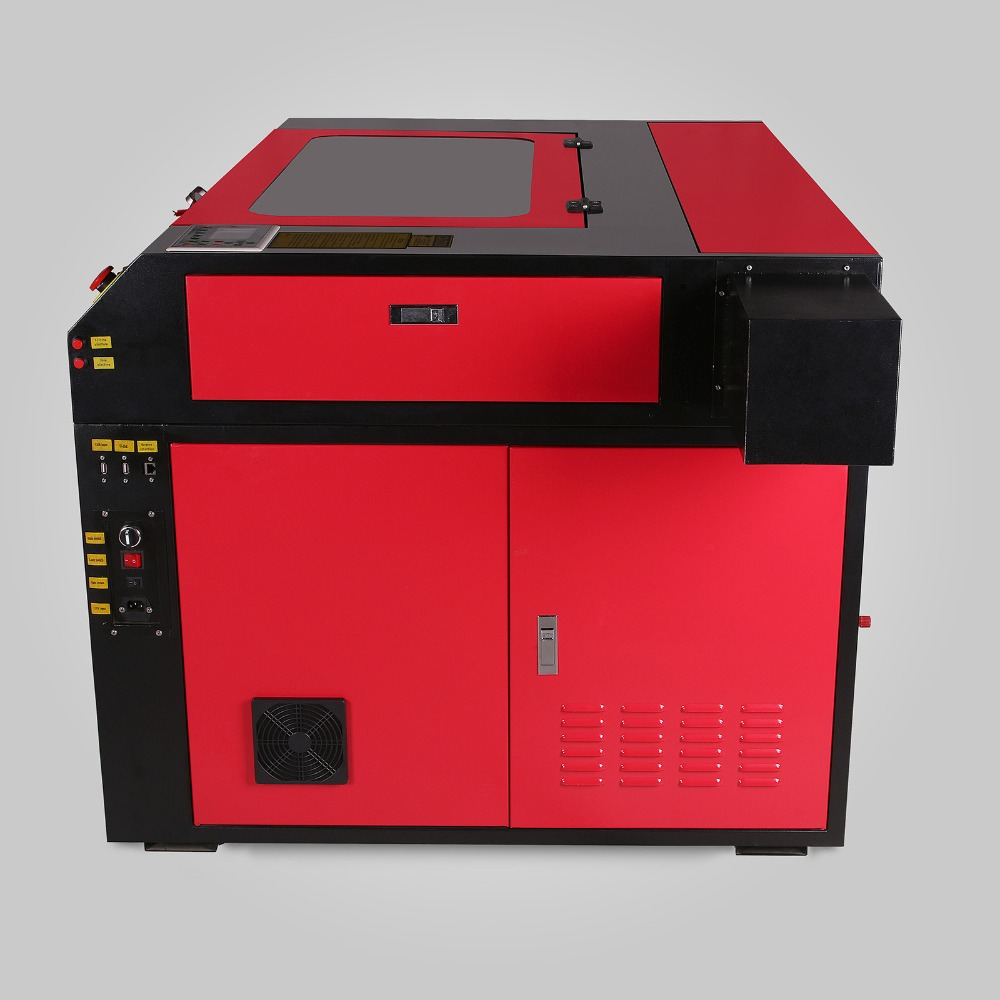 Upgraded 100w CO2 Laser Engraving Cutting Machine USB PC Engraver Cutter CNC
