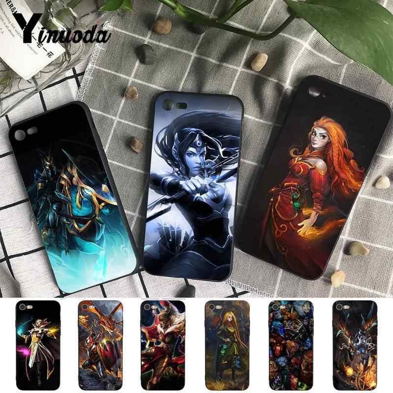 Dota 2 Heroes Character iphone case