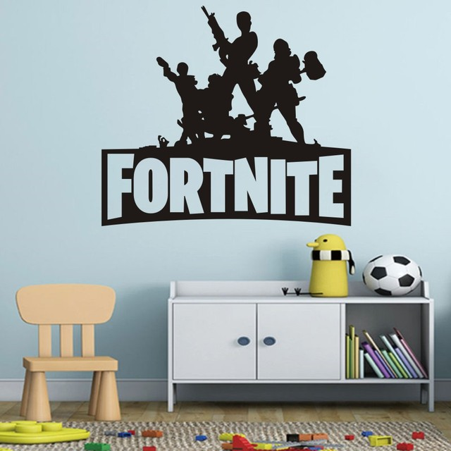 ps4 xbox wall decal mural vinyl sticker for kids room decoration