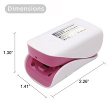 Brand Oximeter Finger Oximetro De Pulso de dedo Pulsioximetro tensiometro OLED Digital Pulse Oximeter Spo2 FDA medical