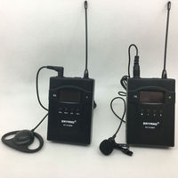 EY 2100 Wireless Tour Guide System Simultaneous Interpretation System Sound Amplifying Device Wireless Voice Guide Device