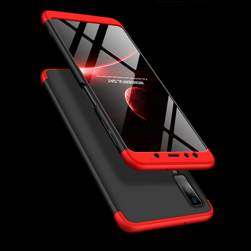 official photos 2c0bd 4a72d US $3.13 25% OFF|For Samsung Galaxy A7 2018 Case 360 Full Protection Phone  Case For Samsung A7 A6 A8 A9 J4 J6 J8 Plus 2018 M10 M20 Cases Coque-in ...