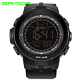 New Men LED Electronic Watches Waterproof Multi-function G Style Sports watch Backlit Digital S Shock Casual Fashion Wristwatch