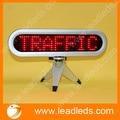 12 V LED Mensagem Digital display Movimento de Rolagem Sinal de mensagem de Carro de Luz LED Vermelho exibição janelas porta