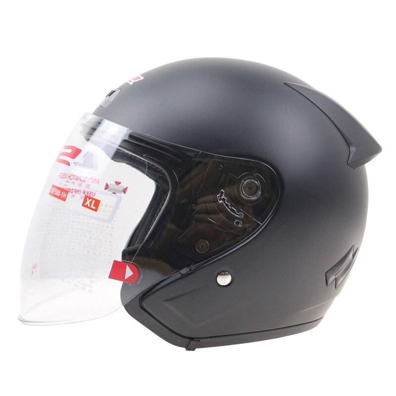 Original LS2 open face motorbike helmet Urban scooterbike E bike helmet Passenger helmet DOT ECE approved
