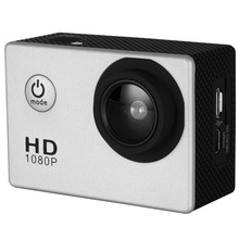 Спортивная камера 1080 P камера для катания на открытом воздухе Puqing 2,0-дюймовый видеорегистратор