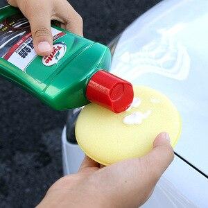 Image 5 - Auto Oberfläche Kratzer Reparatur kit Wachs Polierpaste Lackpflege cera automotiva Auto auto care body verbindung polierer für auto