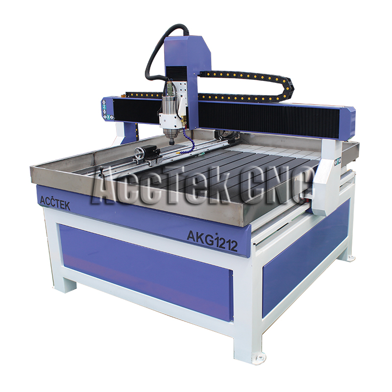 Hot Sale Cnc Engraving Machine 1212 With Water Tank Cheap Cnc Stone Router