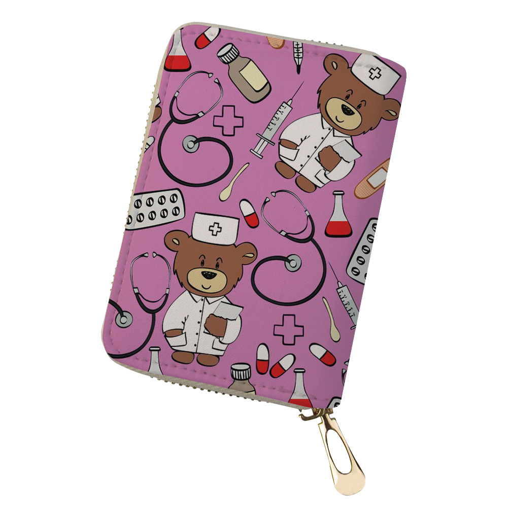 Pink New Hello Kitty ID Credit Card ID Card Holder Business Card Case 20 Holders