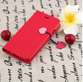 For Apple iphone 6 case Pu Leather Case Magnet Wallet Credit Card Holder Flip Cover Case Built-in Card Slots & Stand Case