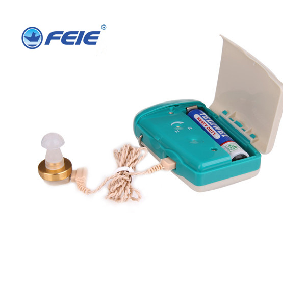 Siemens Digital Pocket Hearing Aid Pockettio and for Moderate to Severe Hearing Loss High Power Hearing Aids S-18