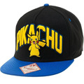 New Pokemon Pikachu Flat Cap Hip Hop Snapback Caps Fashion High Quality Letter Baseball Cap For Women Male Bone Casquette