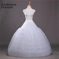 New Arrival Petticoat Jupon Mariage Ball Gown Dress Underskirt Halloween Wedding Accessories Enaguas Para Vestidos Mujer