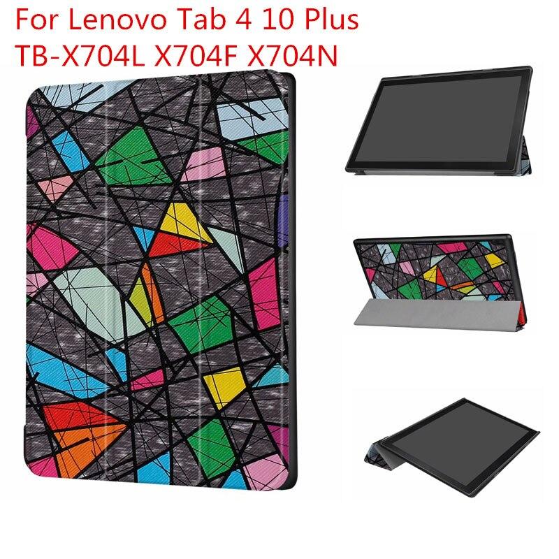 PU Leather Case Cover For Lenovo Tab 4 10 Plus TB-X704L X704F X704N Tablet Cases Cover For Lenovo Tab4 10 plus TB X704LPU Leather Case Cover For Lenovo Tab 4 10 Plus TB-X704L X704F X704N Tablet Cases Cover For Lenovo Tab4 10 plus TB X704L