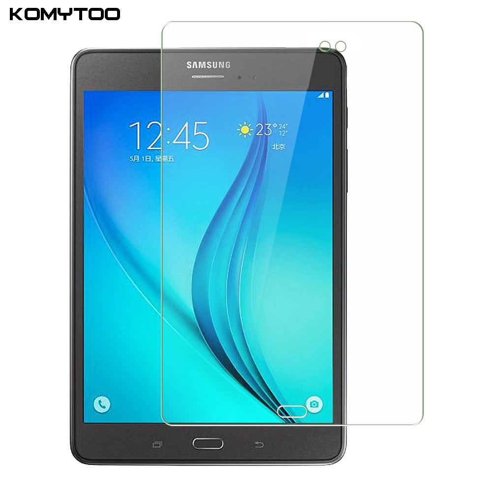 9H 2.5D Explosion-Proof Toughened Tempered Glass For Samsung Galaxy Tab A T550 T551 T555 9.7 Film Clear Screen Protect Cover9H 2.5D Explosion-Proof Toughened Tempered Glass For Samsung Galaxy Tab A T550 T551 T555 9.7 Film Clear Screen Protect Cover