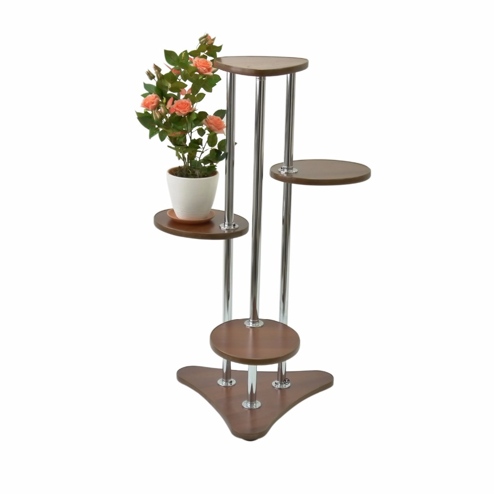 Home Decor, Multi-level Stand «Amaliya» For Flowers, Plants, Sculptures. Furniture For The Living Room, Bedroom, Kitchen. Garden