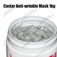 Caviar Anti wrinkle Moisturizing Skin Care Face Mask Firming Cosmetics 1000g Beauty Hospital Equipment Salon Wholesale