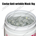 Caviar antiarrugas hidratante cuidado de la piel máscara reafirmante cosméticos 1000 g belleza salón de equipos hospitalarios venta al por mayor