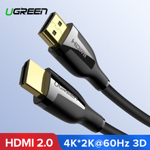 Ugreen HDMI Cable 4K HDMI 2.0 Cable for IPTV LCD xbox 360 PS3 4 pro Set-top Box Nintend Switch Projector Cable HDMI 5M 10M
