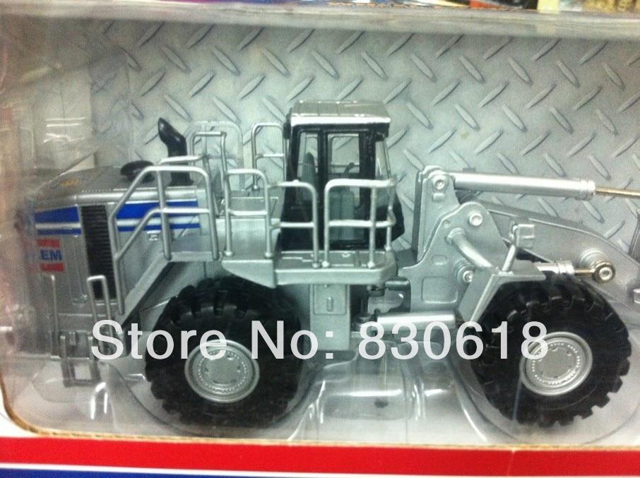 ФОТО norscot 1:50 AEM limited edition wheel loader sliver Construction vehicles