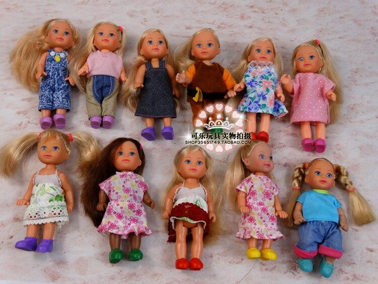 ᗑEnvío libre, muñeca original, accesorios 5 unids/lote Kelly para ...