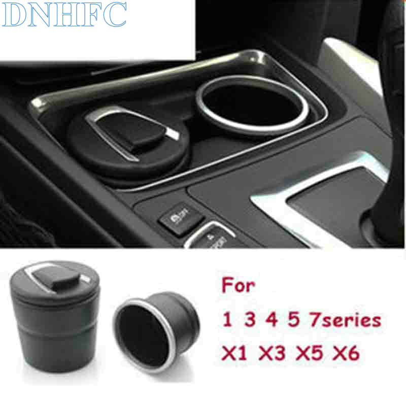 Автомобільна попільничка DNHFC зі спеціальною коробкою для зберігання для BMW 1 3 5 7 Series F30 F20 F10 F01 F13 F15 ДЛЯ BMW x1 x3 x5 x6 F48 F25