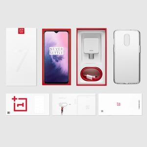 Image 5 - En Stock Mundial Rom Oneplus 7 8 Gb Ram 256Gb Rom Smartphone Snapdragon 855 de 641 Pulgadas Amoled Pantalla Desbloquear 48Mp Cámara Io Ufs 30