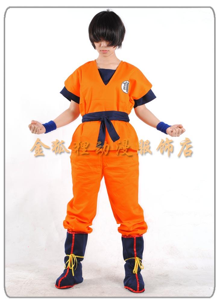 ea4a0909d3f Dragon Ball Son Goku Son Gohan Cosplay Costume Dragon Ball Z DBZ ...