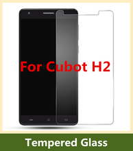 9H 2.5D For Cubot H2 Tempered Glass High Quality Screen Protector Film Glass For Cubot H2 Mobile Phone Protective Accessories
