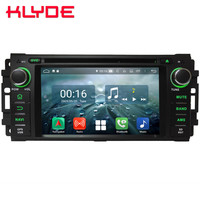 Octa Core 4G Android 8.1 4GB RAM 64GB ROM RDS Car DVD Multimedia Player Radio For Jeep Wrangler Unlimited Compass Grand Cherokee