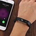 M1 Bluetooth Esporte Freqüência Cardíaca Pulseira Sono Rastreador Banda de Fitness Pedômetro Inteligente Pulseira Smartband Wearable para o Telefone Inteligente