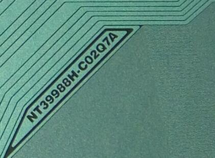 NT39988H-C02Q7A New TAB COF IC Módulo