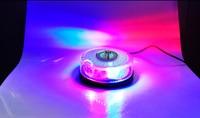 Super Brightness Red and Blue Round LED Emergency Beacon/Amber Lightbar Light Bar Emergency Light Bar with High Power