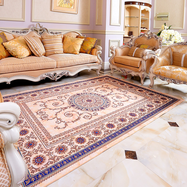 Dorable Rug Sizes Living Room Festooning - Living Room Designs ...