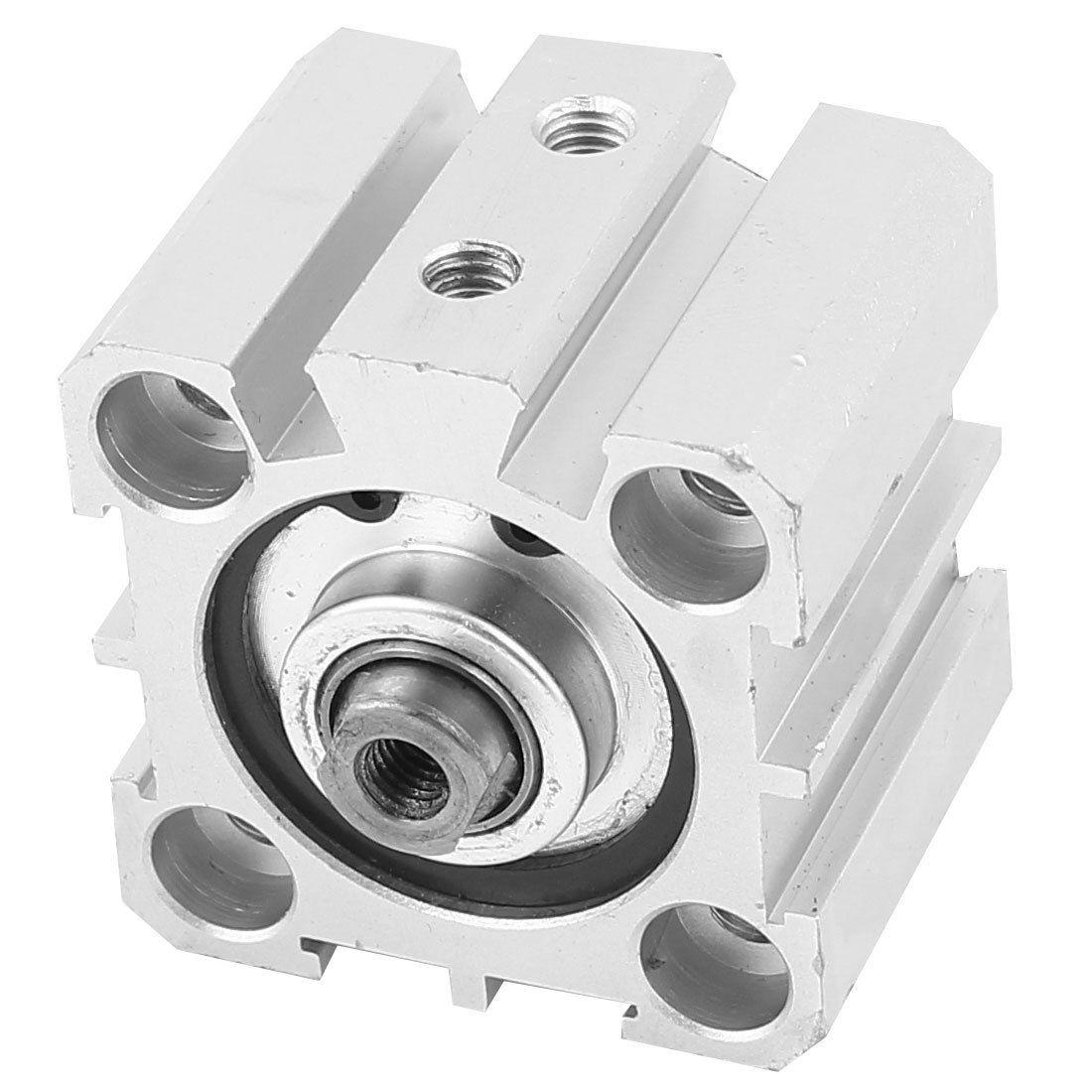 1 Pcs 25mm Bore 80mm Stroke Stainless steel Pneumatic Air Cylinder SDA25-80 1 pcs 50mm bore 25mm stroke stainless steel pneumatic air cylinder sda50 25