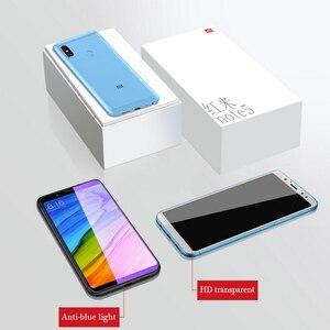 Image 3 - Arsmundi מלא מזג זכוכית עבור Xiaomi Redmi הערה 5 פרו מלא כיסוי מסך מגן מגן סרט עבור Redmi 5 בתוספת זכוכית