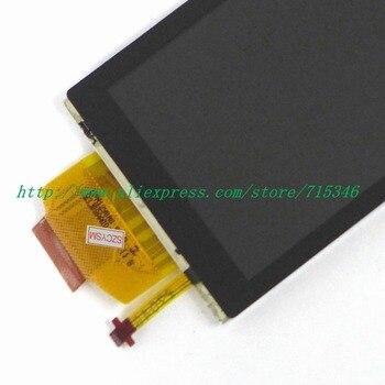 Nueva pantalla LCD para NIKON Coolpix S6400 pieza de reparación de la cámara Digital + retroiluminación + táctil
