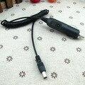 Coche de la alta Calidad de Carga Cable para Nitecore D2/D4/I2/I4 Cargador de Batería envío gratis