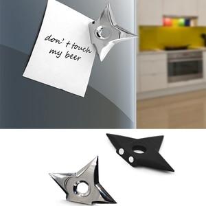 Магнитные наклейки на холодильник, 2 шт.