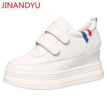 8 CM Heels White Women Platform Sneakers Casual Wedges Shoes for Women White Shoes Woman Plataforma Sneaker Zapatos De Mujer 8 cm heels white women platform sneakers casual wedges shoes for women white shoes woman plataforma sneaker zapatos de mujer